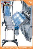 200BPH 5 Gallon Washer bottle inside /Filler water/Capper with full-automatic empty loading system