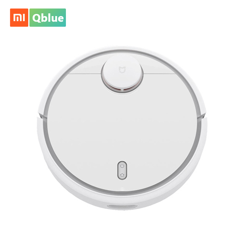 Original Xiaomi Vacuum Cleaner for Home Automatic Sweeping Dust Sterilize Smart Planned Mobile App Remote Control