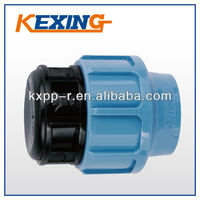 IRRIGATION WATER SUPPLY PP PIPE END CAP