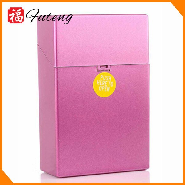 hot selling holding 20pcs wholesale plastic tobacco cigarette case