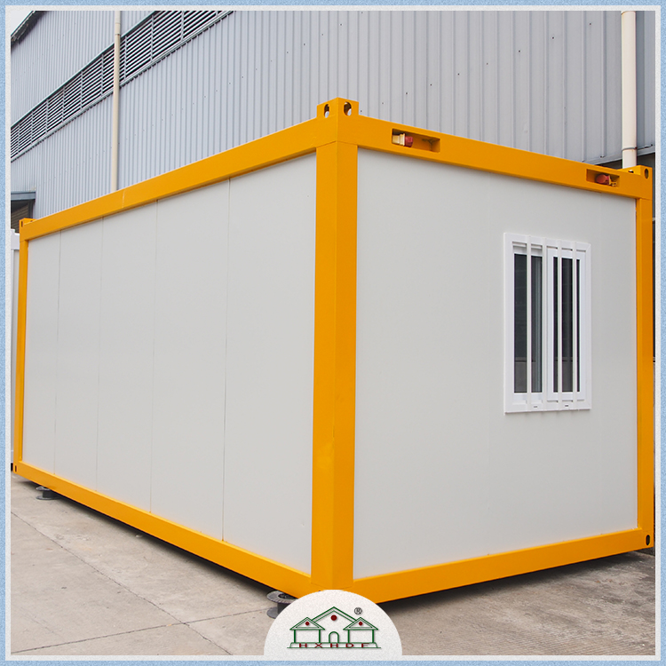 Large customized as office and residential luxury prefab container house
