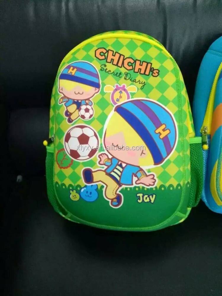 New design alibaba trolly kids school backpack bag