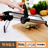 kitchen chopper Multifunction adjustble v blade slicer Food Onion Slicer ,Vegetable Mandolin Slicer