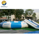 Hot selling high quality indoor durable 0.55mm PVC material portable swimming inflatable water slide pool for kids summer play