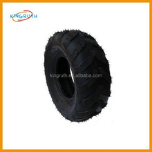 Very cheap rubber black motorcycle tires145/70-6 for sale