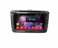 "8"" Android car audio stereo GPS DVD player for VW sagitar , Magotan, Tiguan , Polo ,Eos"