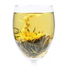 Chinese Blooming Tea Balls Sweet heart Handmade Artistic Tea Flower Green Tea Various shapes and flavors provided
