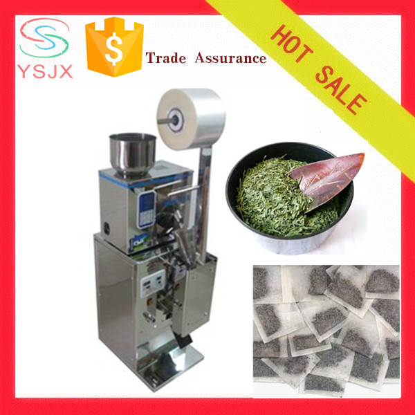 Automatic quality high speed small manual tea bag packing machine