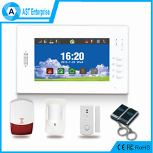 868mhz home security Usage gsm/pstn wireless home burglar alarm system with mobile app