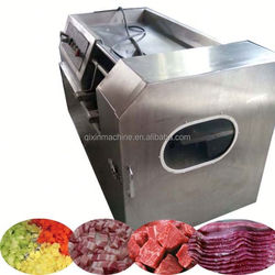 best selling stainless steel cooked beef cutting machine with factory price