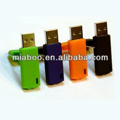 promotion plastic swivel usb flash disks 2gb,oem swivel usb memory stick 2gb 4gb,black plastic swivel usb 4gb