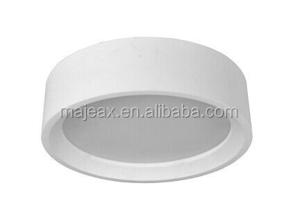 Modern design Trimless Plaster Gypsum recessed square led ceiling light