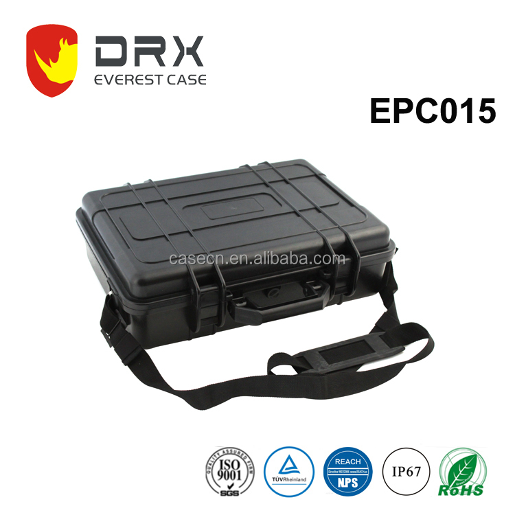 DRX IP67 Rating Plastic Instrument Carrying Cases Tool Case