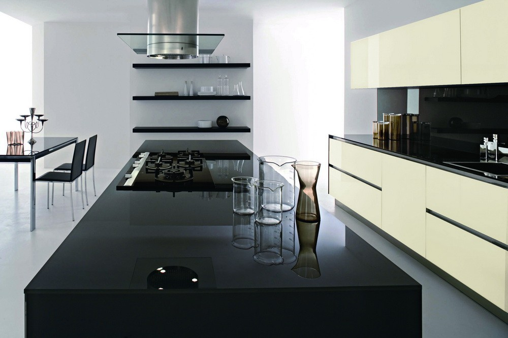 Factory supply affordable modern kitchen cabinets buy for Affordable contemporary kitchen cabinets
