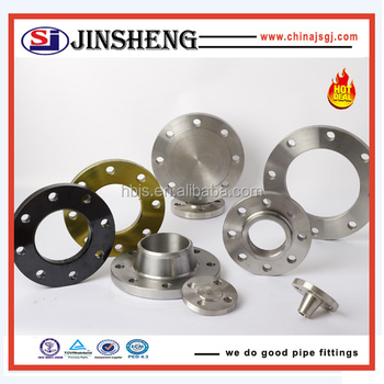 ansi b16.5 carbon steel pipe fittings flange