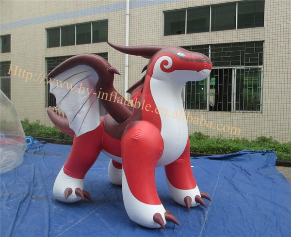 Cartoon Model Inflatable Zenith Dragon