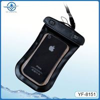 Pvc abs customized plastic waterproof cases for iphone5