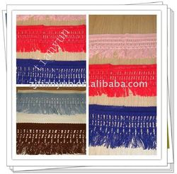 tieback curtain fringe for decoration