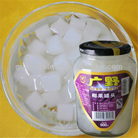 canned food coconut in syrup