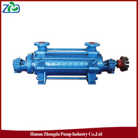 ZHONGDA WQ Series Long Life Low Pressure Submersible Sewage Centrifugal Dirty Water Pumps