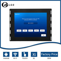 "12"" 15"" 17"" 19"" 22"" inch Multi Touch Screen Panel Tablet PC All in One Computer Open Frame"
