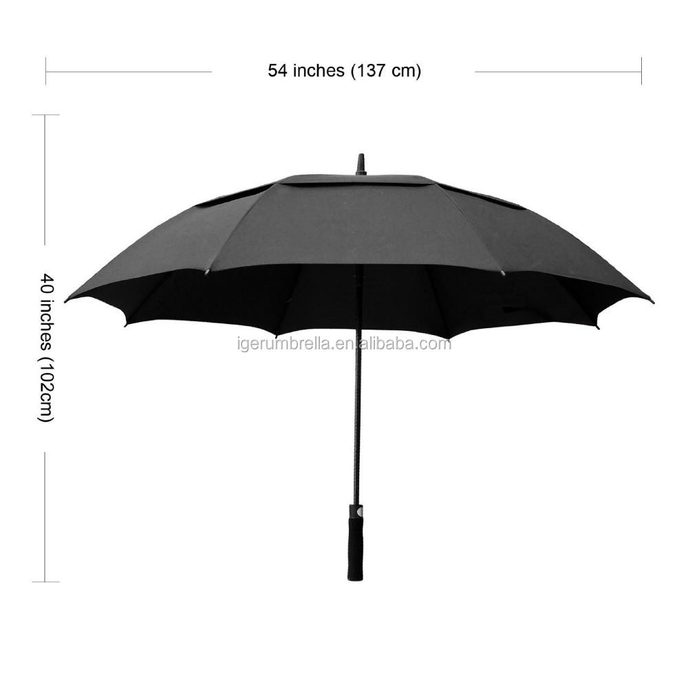 Straight Golf Large Unique Rain Umbrella - Buy Unique Rain ...