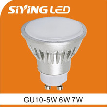 spot lights led Energy Saving 5W 6W 7W gu10 led bulb