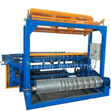 2000mm width China grassland fence weaving machine hot selling on Russia market