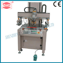 auto screen printing machine for silicone sealant bottles