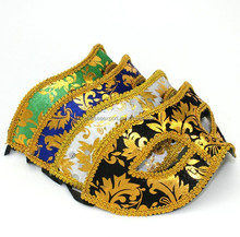 Masquerade party mask for men with lace wholesea