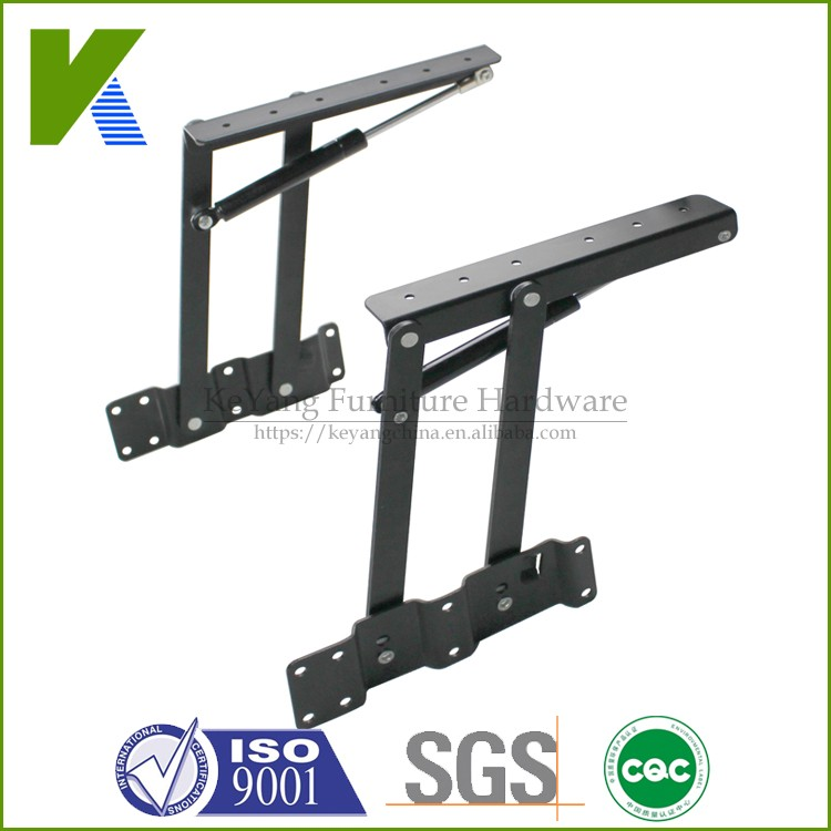 Furniture Hardware Folding Coffee Table Lift Mechanism Hinges