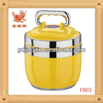 stainless steel lunch box (FH-03)