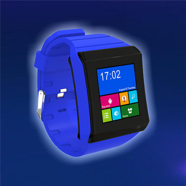 Best selling health wristband bluetooth wrist watch phone with tv