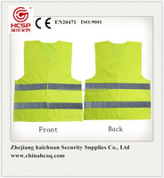 Wholesale Security Reflective Vest Safety Uniform Workwear