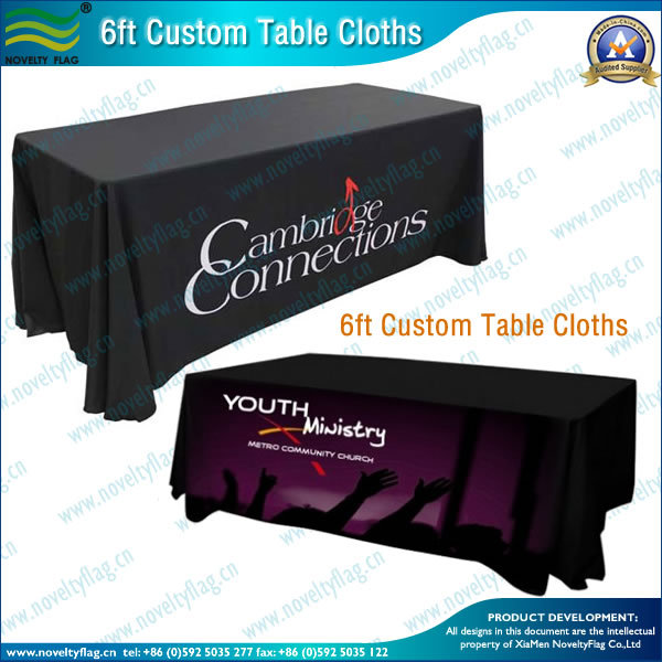 Polyester table runner sizes