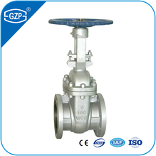 API600 6 inch 8 inch BB OS&Y RF150LB 300LB A216 Gr WCB CF8M Ductile iron TRIM 5 WEDGE TYPE worm wheel rising stem gate valve
