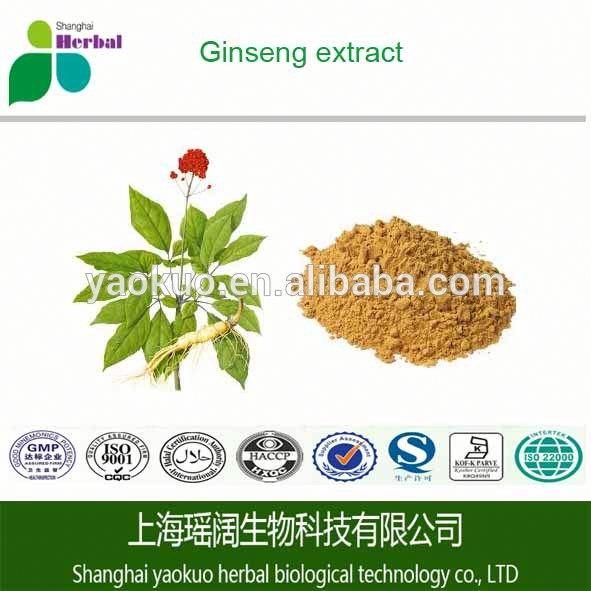 Chinese supplier 98% Ginseng Root Extract/ginseng extract Ginsenoside Rh2,CAS:78214-33-2