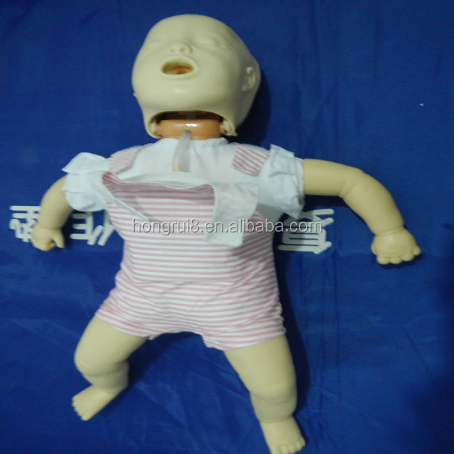HOT SALES Advanced Infant Medical Model,first-aid baby