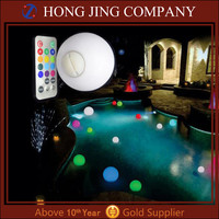 Outdoor Christmas Decorations RGB Led Ball