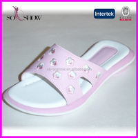 Hot sale latest design slipper sandal for girls