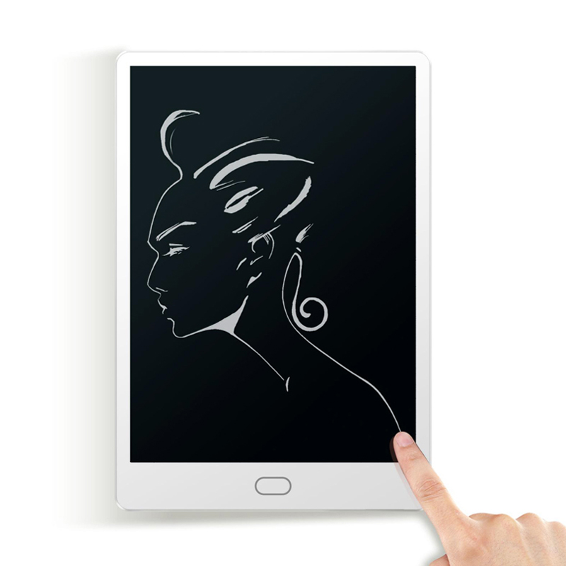 Eraseable digital writing tablet