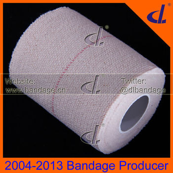5CM*4.5M feather edge EAB series 100% cotton (elastic adhesive bandage)