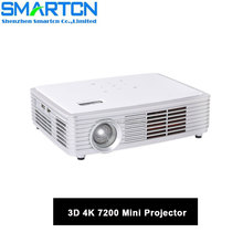 Native 720P Mini Portable Home Theater Cinema 4K high lumens 3D Mini Proyector HD