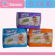 Toujours baby diaper cheap price hot selling in Africa ultra thick adult diaper