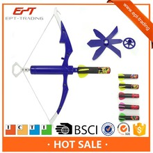 Funny eva soft dart archery bow and arrow toy for kids