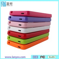 Chinese factory best selling fashion battery case for iphone 5