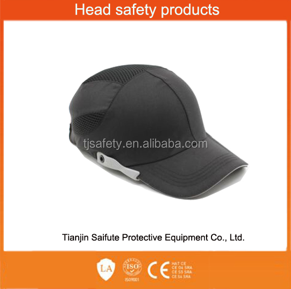 2017 brand safety helmet bump cap ABS & EVA liner unisex safety bump cap plain bump cap manufacturer