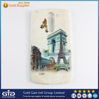 [GGIT] TPU Leather Pattern Case For LG G3 Stylus D690