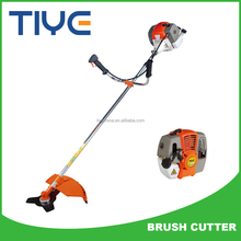 high quality gasoline 2 stroke engine brush cutter grass trimmer for cutting grass
