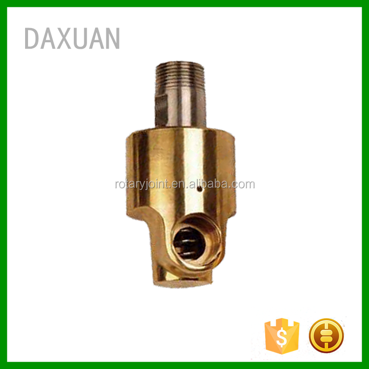 "100A 4"" Fluid Coupling Water Swivel Connector , Rotating Union,Hose Rotating Connector"